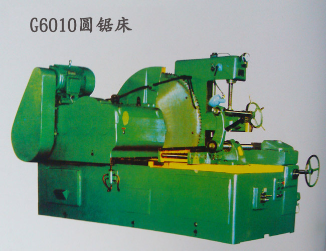 湖南机床厂圆盘锯g6010接线图